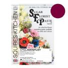Sugar Florist Paste - Cyclamen / Ruby 100g.